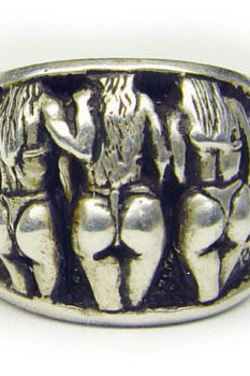 LA Beaches Sterling Silver Ring