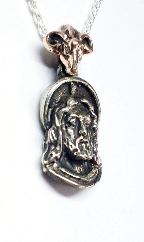 Hisus Silver Pendant 4 picture