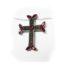 Cross With Markiz CZ Stones