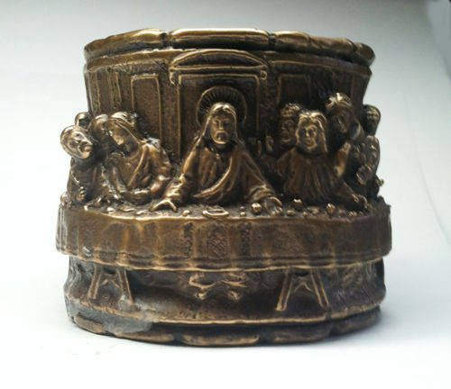 Last Supper Candle Holder v2 small
