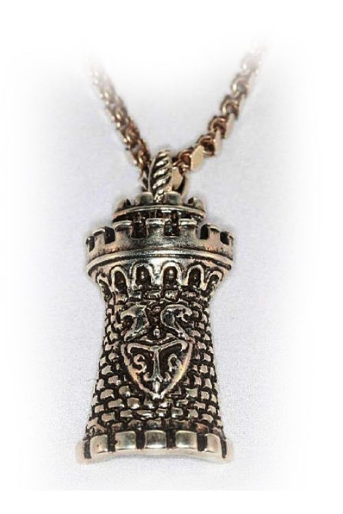 Art By Tigrani Sterling Silver Pendant