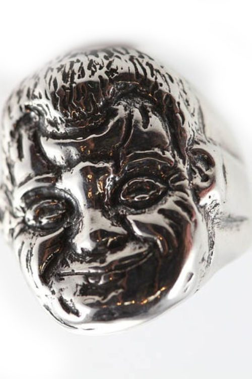 Before & After Marriage (Men) Sterling Silver Ring