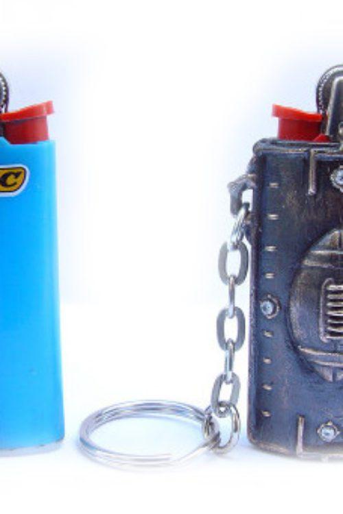 Football Lighter Case