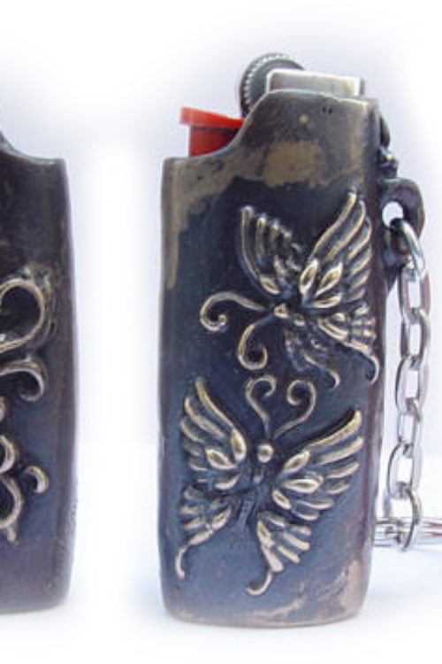 Butterfly Lighter Case