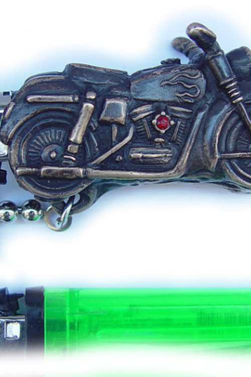 Motorcycle Lighter Case