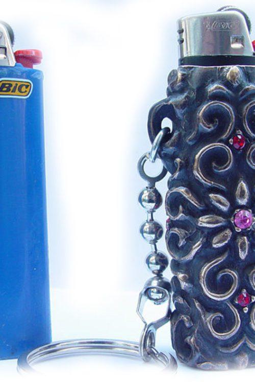 Ornamental Lighter Case