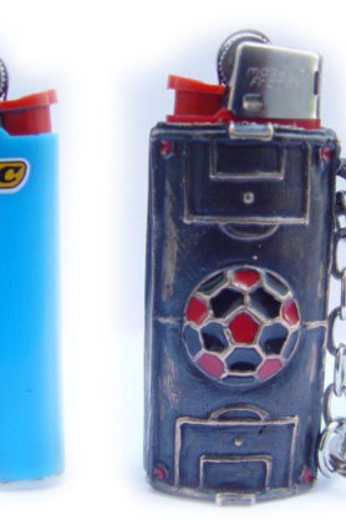 Soccer Lighter Case