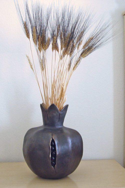 Pomagranate Vase
