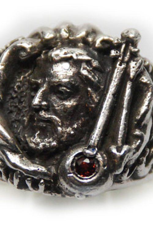 Sayiad Nova Silver Ring