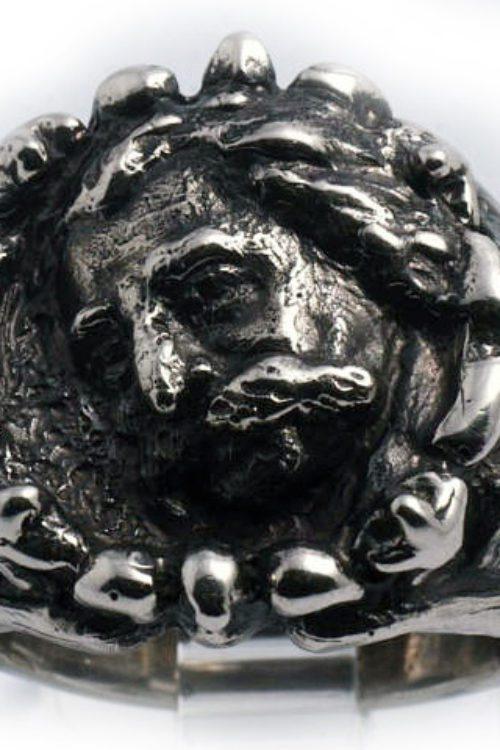 William Saroyan Sterling Silver Ring