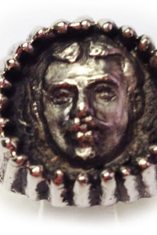 Garegin Njdeh Sterling Silver Ring