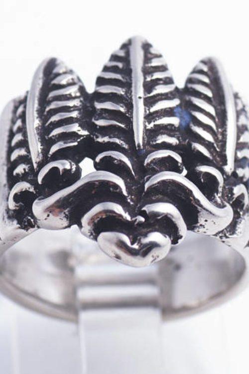 Van Araratian Dynasty V3 Sterling Silver Ring