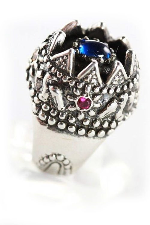 Tigrani The Great Sterling Silver Ring