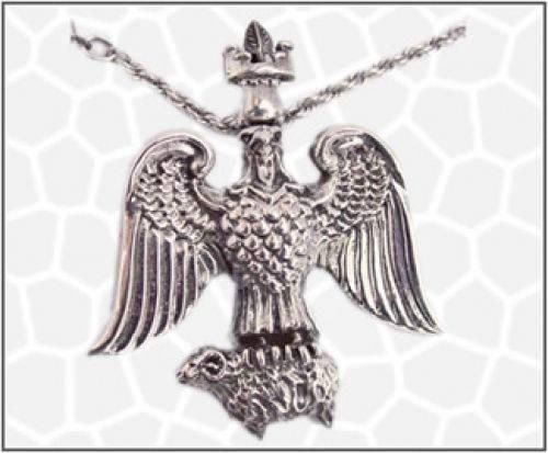 Bagratuni Kingdom Silver Pendant