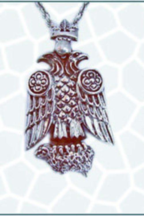 Mamikonian Silver Pendant