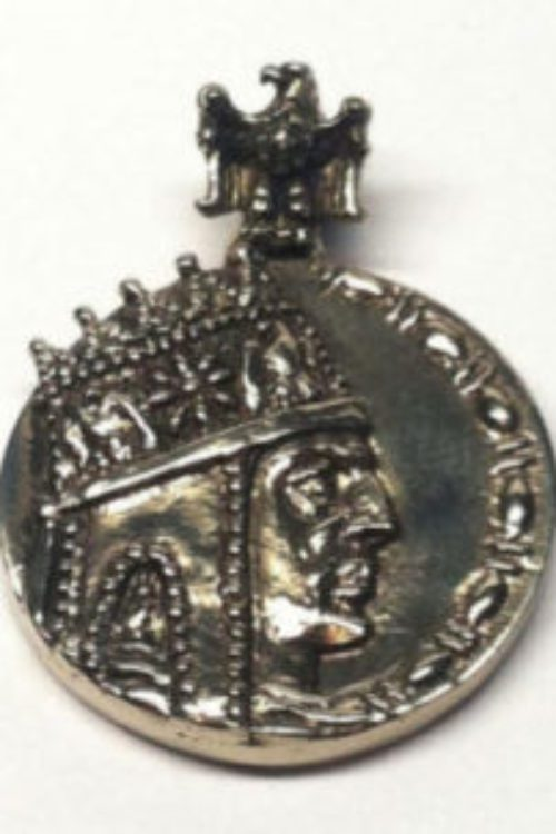 """Tigrani """"Tigran The Great"""" Silver Pendant"""