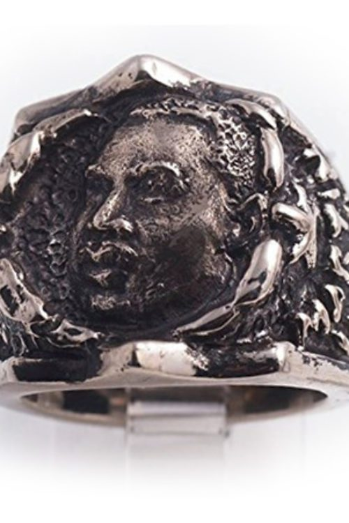Martin Luther King Jr. Sterling Silver Ring