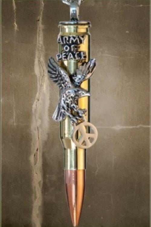 Army of Peace, Eagle – Bullets 4 Peace Pendant