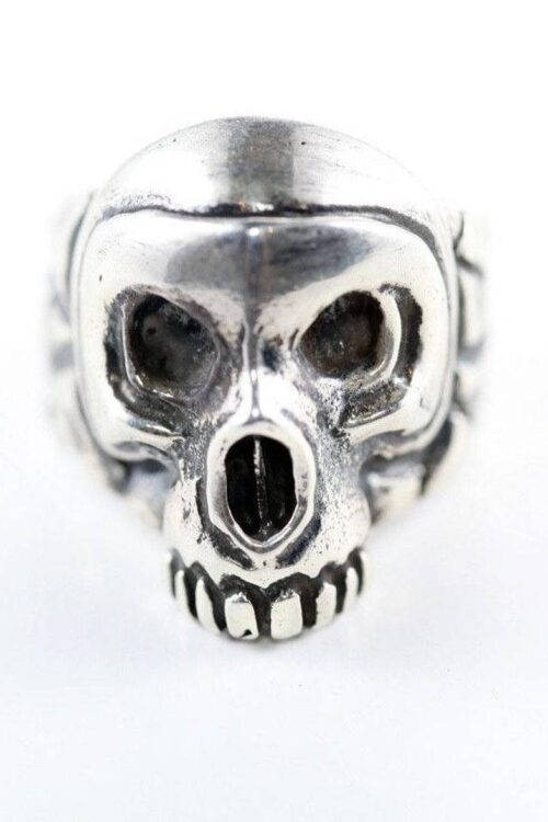 Picasso Sterling Silver Ring