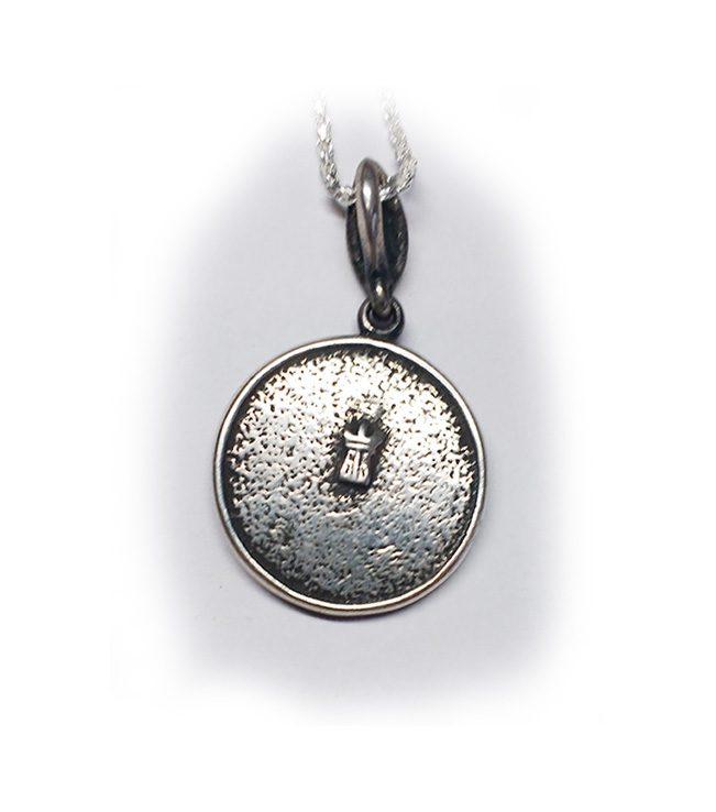 Armenia Hayastan Silver Pendant 2