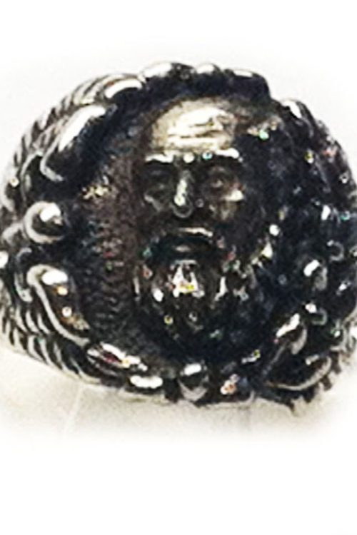 Hippocrates Sterling Silver Ring