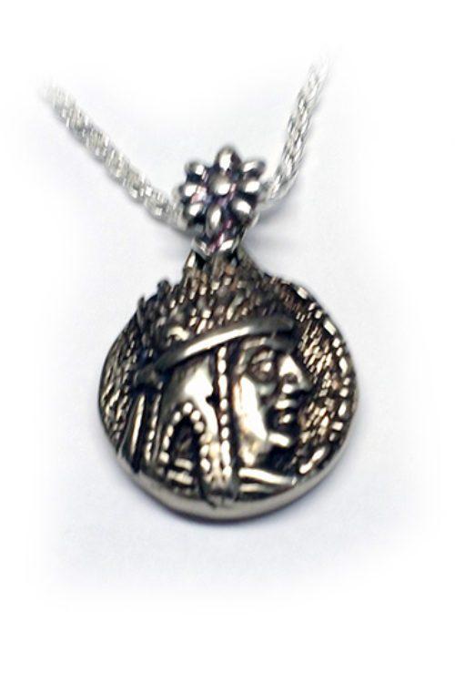 Tigran The Great Silver Pendant V2