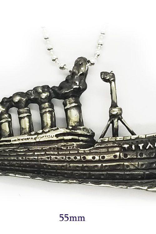 Titanic Pendant