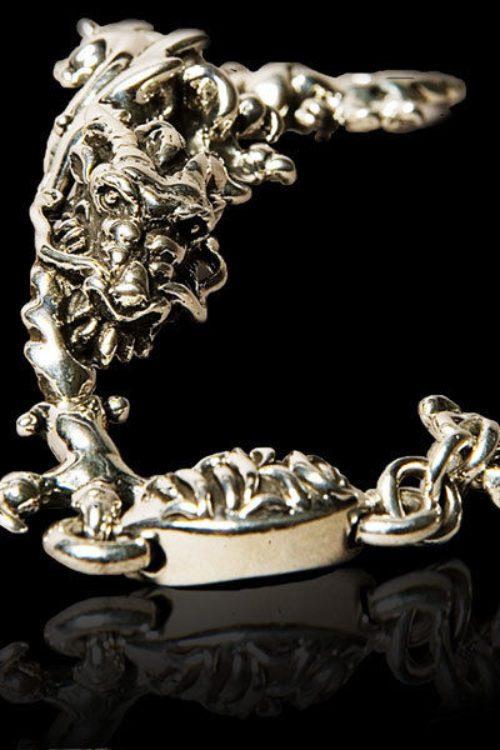 Imperial Rose Dragon Bracelet