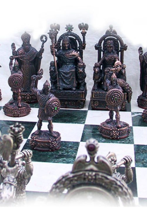 Armenian Historical Chess Set