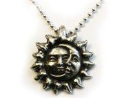 sun with moon image