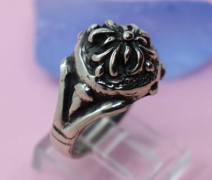 vintage Silver Ring 0
