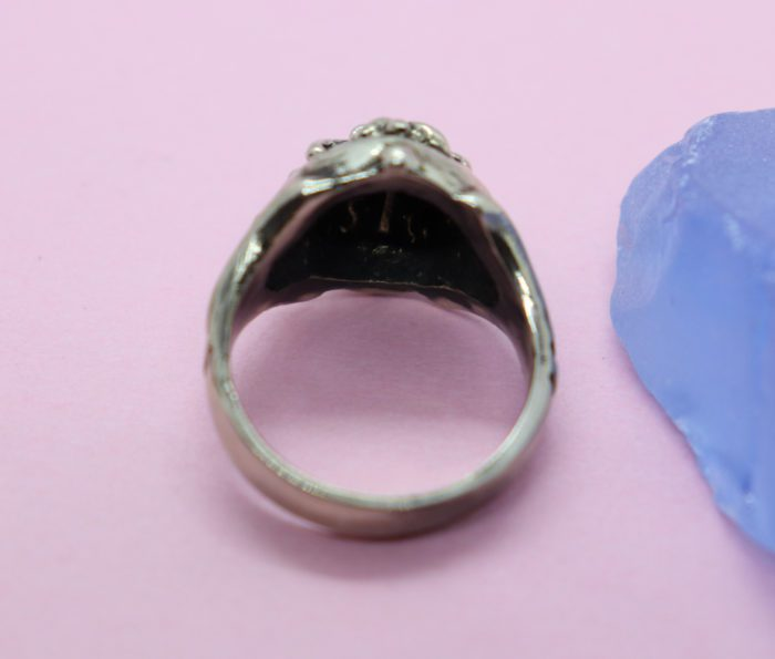 vintage Silver Ring 4
