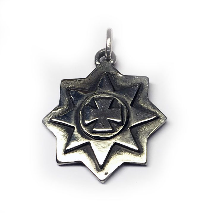 Ancient Sterling Silver Pendant