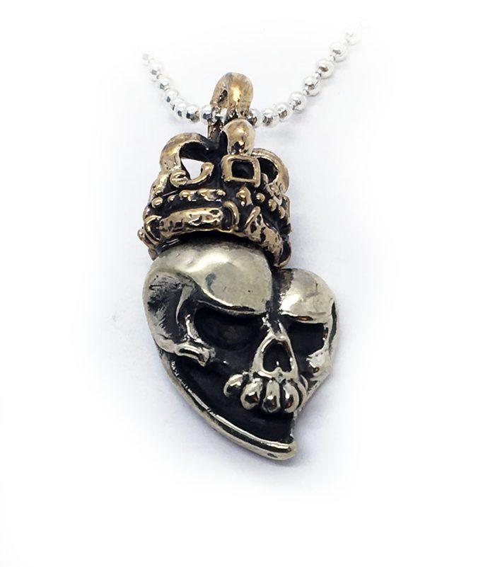 Jokers Love Skull with Crown 1