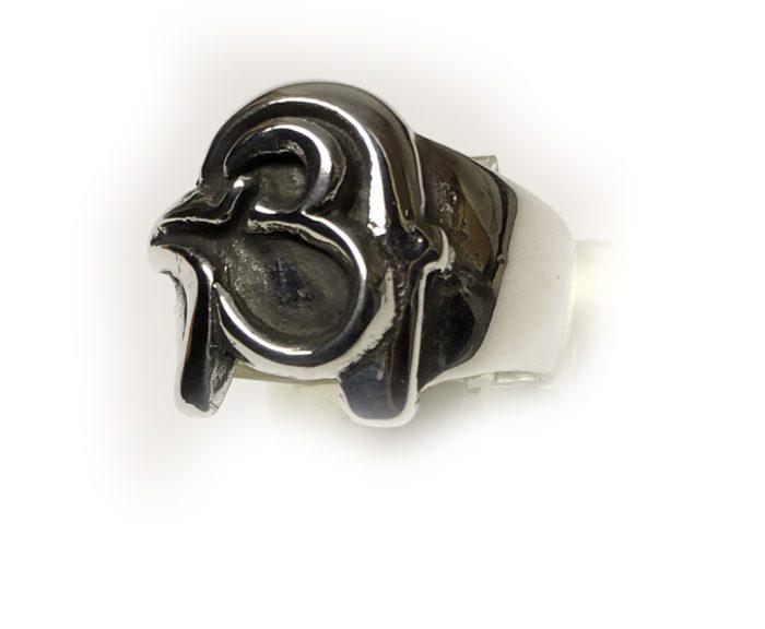 Ho Hi Ta Sterling Silver Ring v1 1