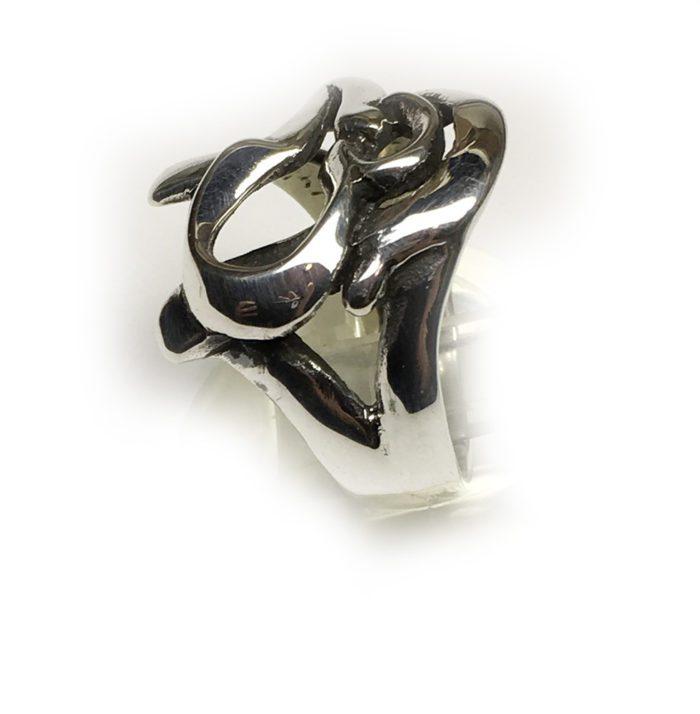 2 Ho Hi Ta Sterling Silver Ring V2
