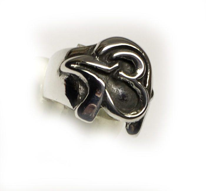 Ho Hi Ta Sterling Silver Ring v1 2