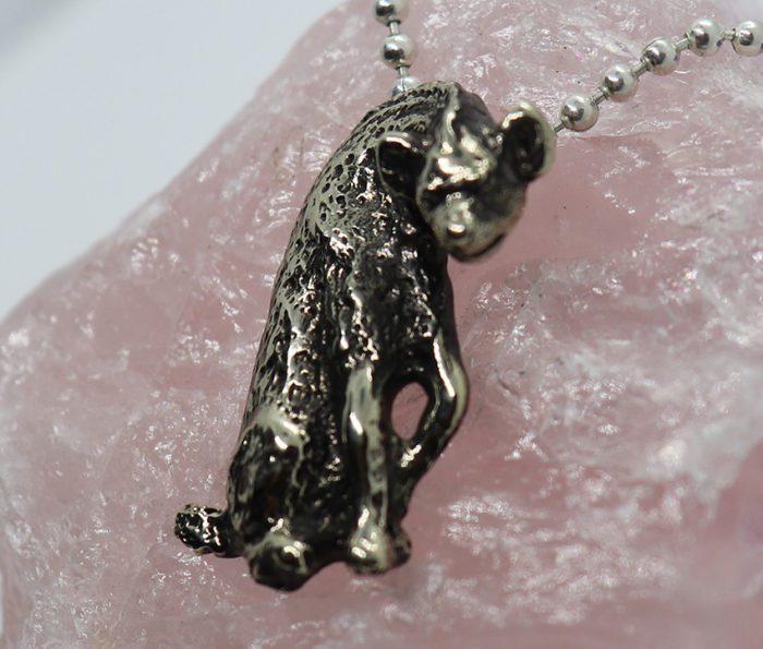 Hyena Pendant