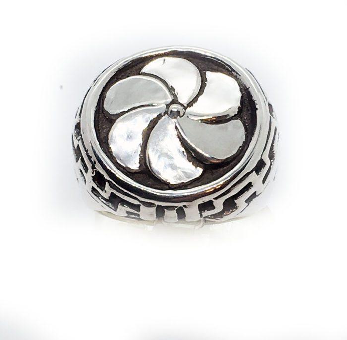 Eternity Silver Ring V4