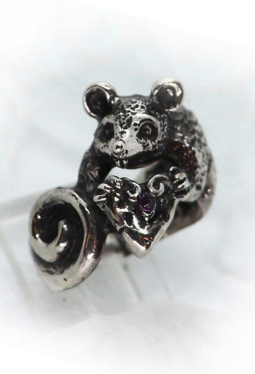Rat Year Ring