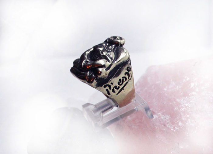 The Dream Picasso Ring 3
