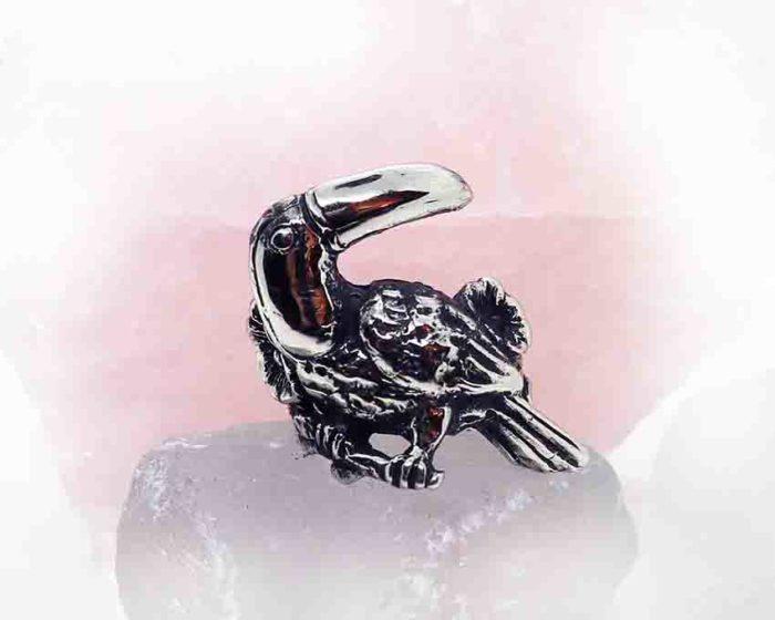 Toucan Ring