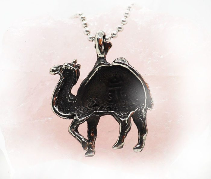 camel Pendant 2