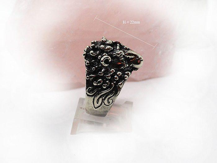 sheep Ring Silver