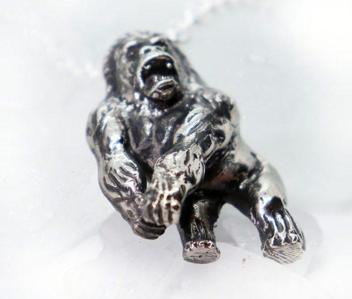 Gorilla Kong Pendant 2