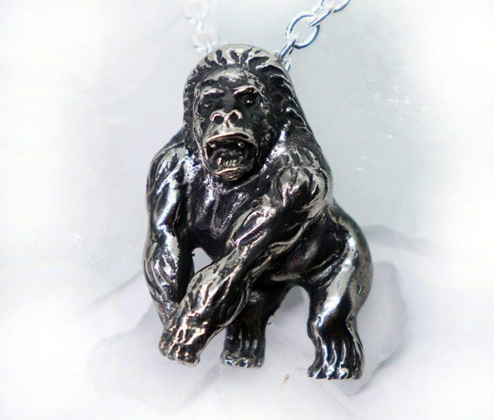 Gorilla Kong Pendant
