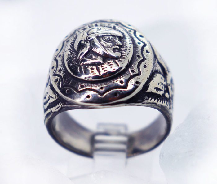 Roman Soldier Ring 2
