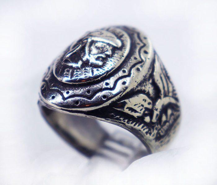 Roman Soldier Ring 4