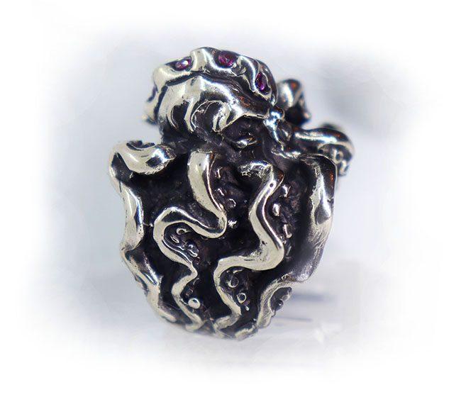 Octopus Ring 4
