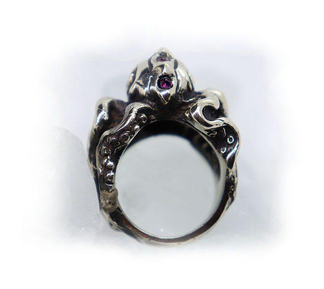 Octopus Ring 6